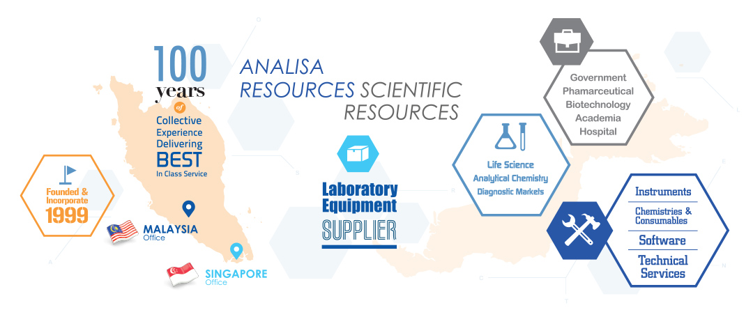 Life Science Products And Instruments in Singapore & Malaysia